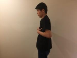 産後の肋骨の矯正